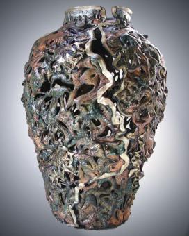 lacework vase in FP